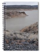 Cochiti Lake Spiral Notebook