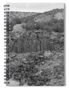 Cochiti Rocks Spiral Notebook