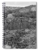 Cochiti Rocks Spiral Notebook