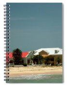 Cockburntown Grand Turk Spiral Notebook
