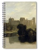 Cockermouth Castle Spiral Notebook