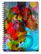 Cocktail Spiral Notebook