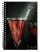 Cocktail Time Spiral Notebook