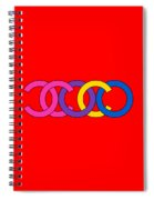 Coco Chanel-8 Spiral Notebook
