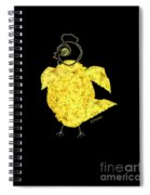 Coco Et Cocotte Spiral Notebook
