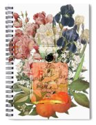 Coco Mademoiselle Notes Spiral Notebook