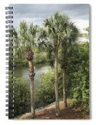 Cocohatchee River  Spiral Notebook