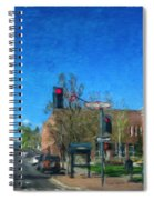 Coconino County Courthouse Spiral Notebook