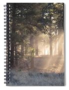 Coconino Dawn Spiral Notebook