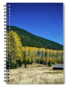 Coconino National Forest Spiral Notebook