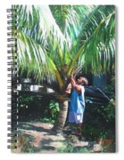 Coconut Shade Spiral Notebook