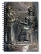 Code Of Hammurabi. Spiral Notebook