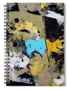 Coffee Crunch Spiral Notebook