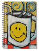 Coffee Cup One Spiral Notebook