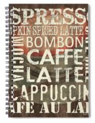 Coffee Of The Day 2 Spiral Notebook