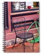 Jonesborough Tennessee - Coffee Shop Spiral Notebook