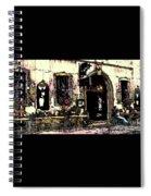 Coffee Shop Spiral Notebook