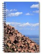 Cog View Spiral Notebook