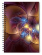 Coherence Of Desire Spiral Notebook