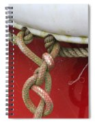 Cohitched Spiral Notebook