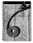 Coiled Spiral Notebook