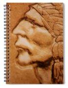 Coin Collector Iv Spiral Notebook