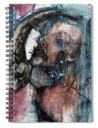 Coition Spiral Notebook