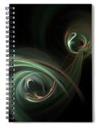 Coitus Spiral Notebook