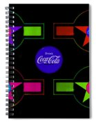 Cola-candy Spiral Notebook