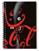 Cola - Coca Zero Spiral Notebook