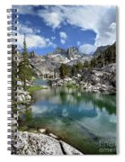 Colby Lake Outlet - Sierra Spiral Notebook
