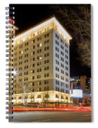 Colcord At Night Spiral Notebook