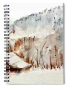 Cold Cove Spiral Notebook