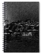 Cold Spiral Notebook
