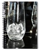 Cold Drinks Spiral Notebook