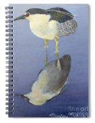 Cold Feet Spiral Notebook