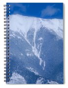 Cold Mountain Spiral Notebook