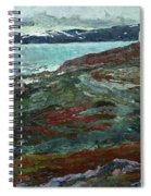Cold Tundra Spiral Notebook