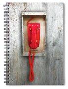 Cold War Spiral Notebook