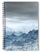 Cold Weather Environment Spiral Notebook