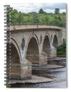 Coldstream Bridge 1807 Spiral Notebook