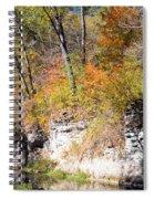 Coldwater Bluffs Spiral Notebook