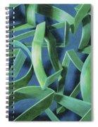 Coil Clipps Spiral Notebook