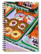 Coligny Donuts Spiral Notebook