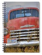 Collecting Weeds Spiral Notebook