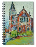 College Life Spiral Notebook