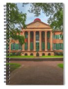 College Of Charleston Main Academic Building Spiral Notebook