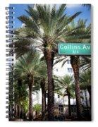Collins Av A1a Spiral Notebook