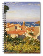 Collioure Spiral Notebook