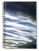 Collision Spiral Notebook